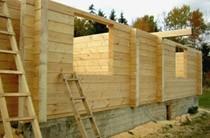 строительство домов из бревен Минусинск