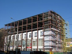 перепланировка зданий в Минусинске