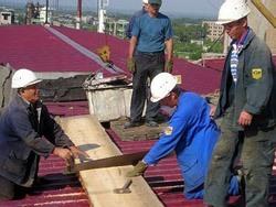 Ремонт крыш в Минусинске. Строительство и отделка кровли. Кровельные работы в Минусинске. Отделка