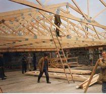 Строительство крыш в Минусинске и пригороде, строительство крыш под ключ г.Минусинск