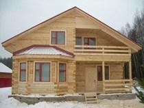 Строительство домов из бруса в Минусинске. Нами выполняется строительство домов из бруса, бревен в городе Минусинск и пригороде